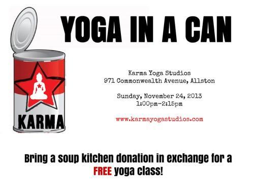 Karma Yoga Studios